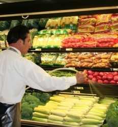 Incremento de consumo de  frutas y hortalizas frescas