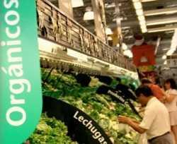 Alimentos orgánicos a prueba de declive económico