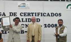 Segunda empresa en obtener certificación de invernaderos