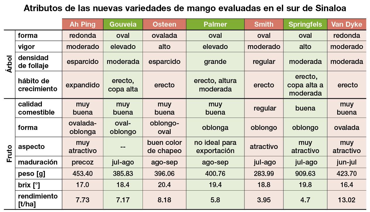 Producci n de mango en el sur de sinaloa hortalizas for En cuanto tiempo se cosecha la tilapia