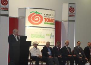 apertura congreso del tomate