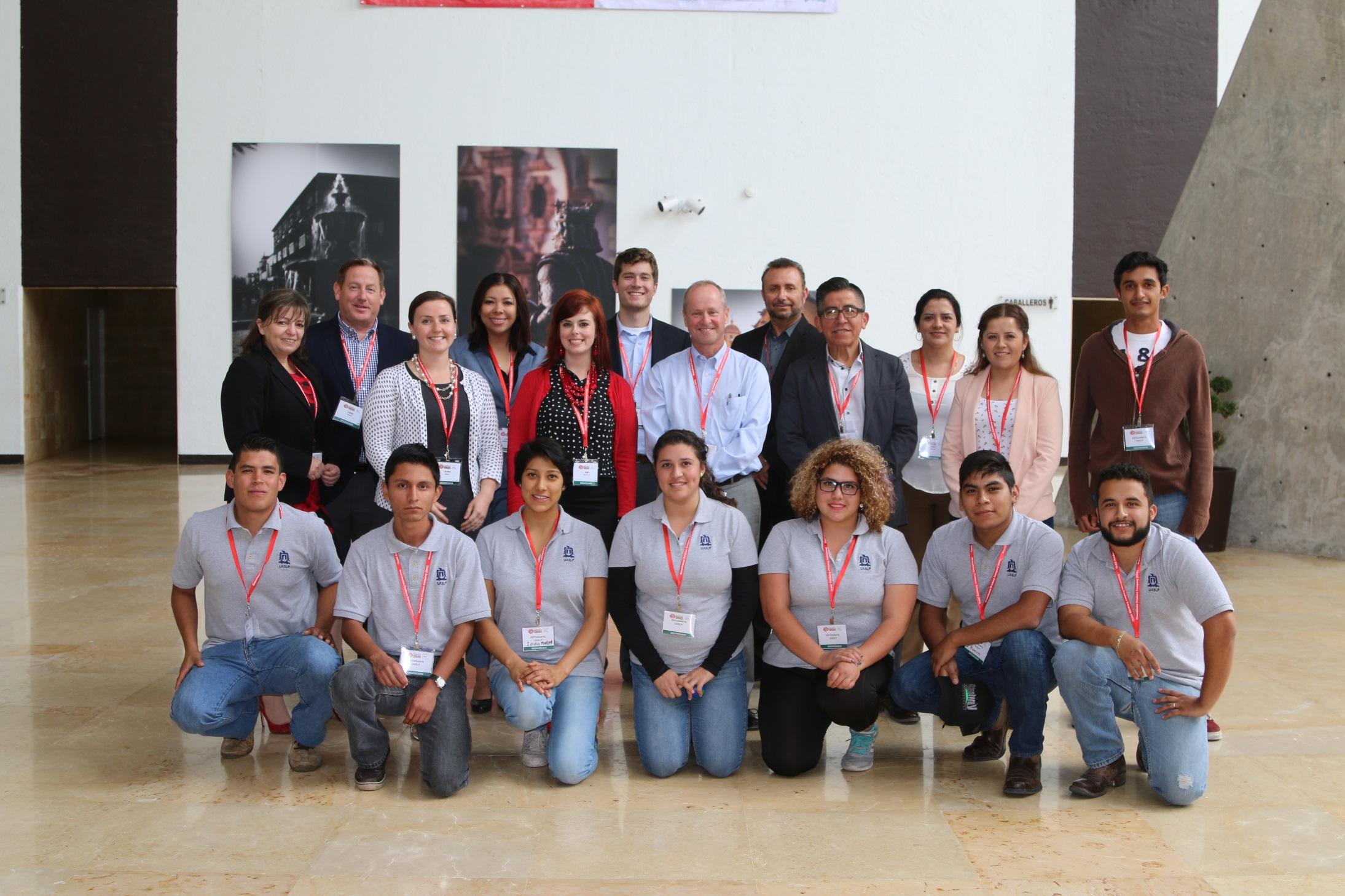 Grupo organizador: Meister Media Worldwide y la revista Productores de Hortalizas.