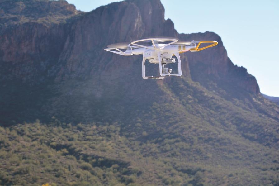 drones en la agricultura pdf
